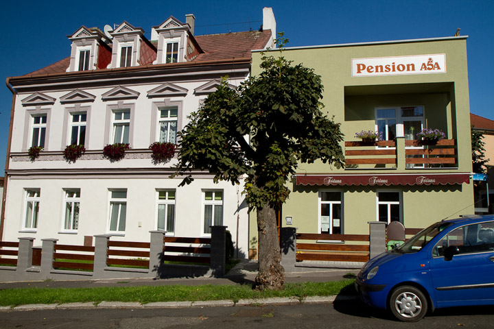 Guest-house A5A Karlovy Vary